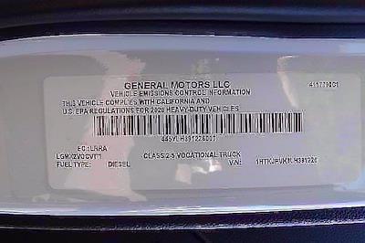 2020 Chevrolet Silverado 4500 Regular Cab DRW 4x4, Cab Chassis #CL91226 - photo 18