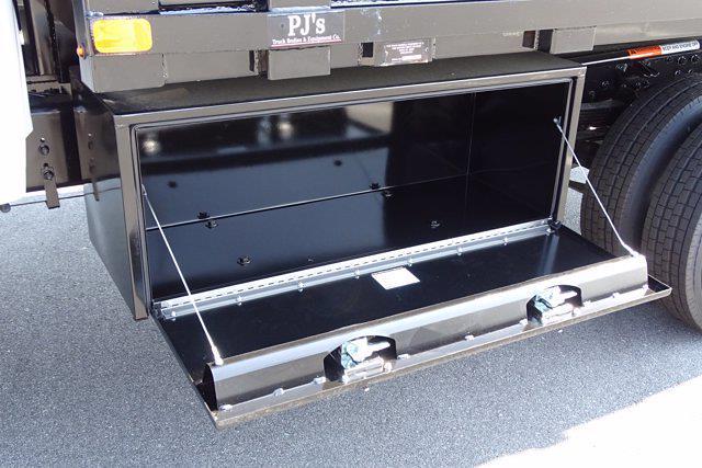 2020 Silverado 4500 Regular Cab DRW 4x4,  PJ's Truck Bodies Landscape Dump #CL91228 - photo 10