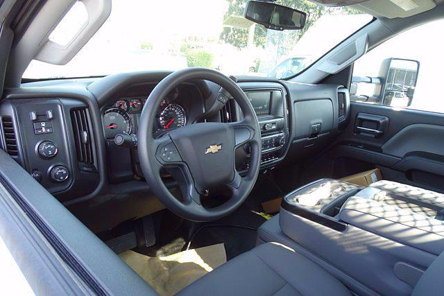 2020 Silverado 4500 Regular Cab DRW 4x4,  PJ's Truck Bodies Landscape Dump #CL91228 - photo 11