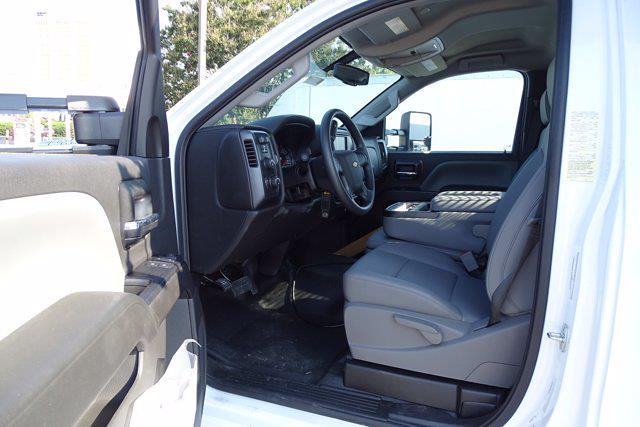 2020 Silverado 4500 Regular Cab DRW 4x4,  PJ's Truck Bodies Landscape Dump #CL91228 - photo 12