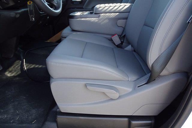 2020 Silverado 4500 Regular Cab DRW 4x4,  PJ's Truck Bodies Landscape Dump #CL91228 - photo 13