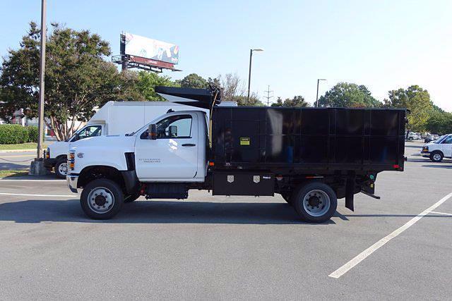 2020 Silverado 4500 Regular Cab DRW 4x4,  PJ's Truck Bodies Landscape Dump #CL91228 - photo 5