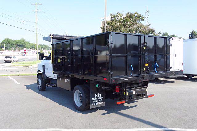 2020 Silverado 4500 Regular Cab DRW 4x4,  PJ's Truck Bodies Landscape Dump #CL91228 - photo 2