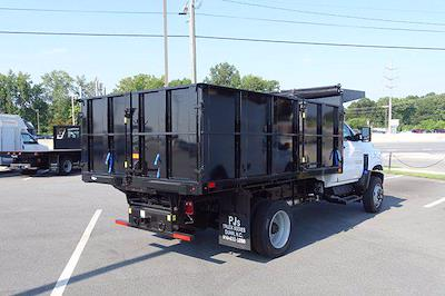 2020 Silverado 4500 Regular Cab DRW 4x4,  PJ's Truck Bodies Landscape Dump #CL91228 - photo 3