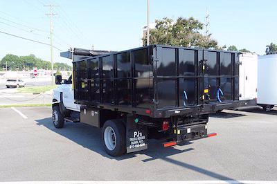 2020 Silverado 4500 Regular Cab DRW 4x4,  PJ's Truck Bodies Landscape Dump #CDL1228 - photo 2