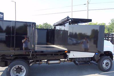 2020 Silverado 4500 Regular Cab DRW 4x4,  PJ's Truck Bodies Landscape Dump #CL91228 - photo 7