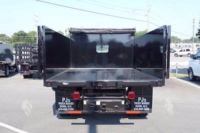 2020 Silverado 4500 Regular Cab DRW 4x4,  PJ's Truck Bodies Landscape Dump #CL91228 - photo 8