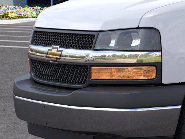 2021 Chevrolet Express 3500 4x2, Sortimo Empty Cargo Van #CM0116 - photo 11