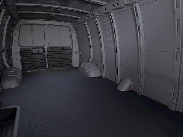 2021 Chevrolet Express 3500 4x2, Sortimo Empty Cargo Van #CM0116 - photo 14