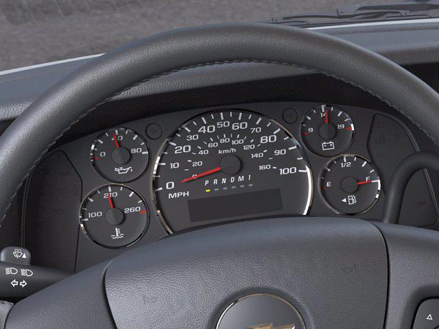 2021 Chevrolet Express 3500 4x2, Sortimo Empty Cargo Van #CM0116 - photo 15