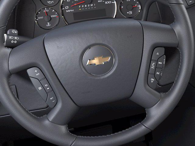 2021 Chevrolet Express 3500 4x2, Sortimo Empty Cargo Van #CM0116 - photo 16