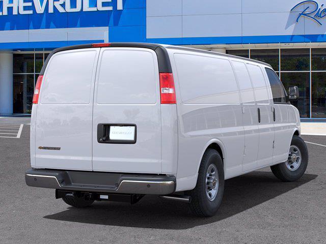 2021 Chevrolet Express 3500 4x2, Sortimo Empty Cargo Van #CM0116 - photo 2
