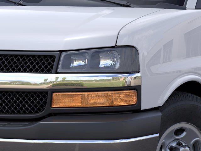 2021 Chevrolet Express 3500 4x2, Sortimo Empty Cargo Van #CM0116 - photo 8