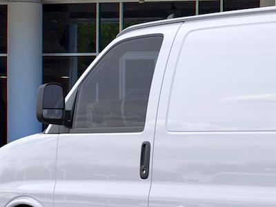 2021 Chevrolet Express 3500 4x2, Sortimo Empty Cargo Van #CM0116 - photo 10