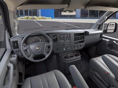 2021 Chevrolet Express 3500 4x2, Sortimo Empty Cargo Van #CM0116 - photo 12