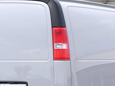 2021 Chevrolet Express 3500 4x2, Sortimo Empty Cargo Van #CM0116 - photo 9