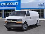 2021 Chevrolet Express 3500 4x2, Sortimo Empty Cargo Van #CM0116 - photo 6