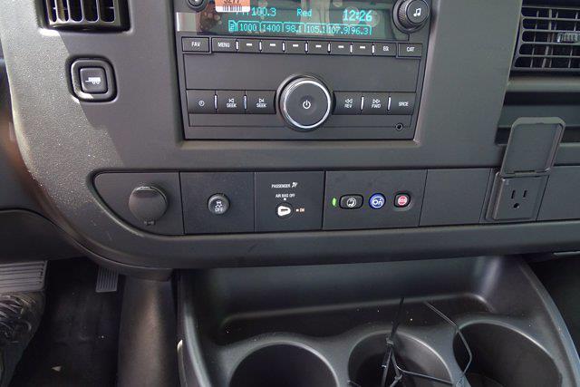 2021 Chevrolet Express 3500 4x2, Bay Bridge Sheet and Post Cutaway Van #CM01815 - photo 18