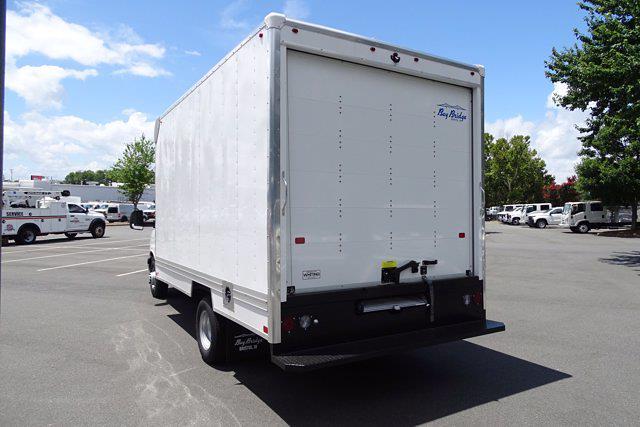 2021 Chevrolet Express 3500 4x2, Bay Bridge Sheet and Post Cutaway Van #CM01815 - photo 4