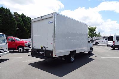 2021 Chevrolet Express 3500 4x2, Bay Bridge Sheet and Post Cutaway Van #CM01815 - photo 2