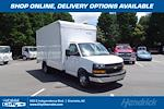 2021 Chevrolet Express 3500 4x2, Bay Bridge Sheet and Post Cutaway Van #CM01815 - photo 1