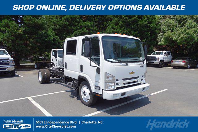2021 Chevrolet LCF 4500 4x2, Cab Chassis #CM02894 - photo 1