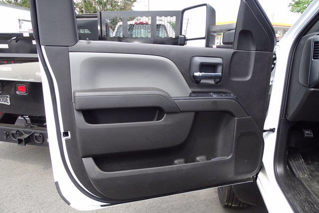 2021 Chevrolet Silverado 3500 Crew Cab AWD, Hillsboro Platform Body #CM03243 - photo 10