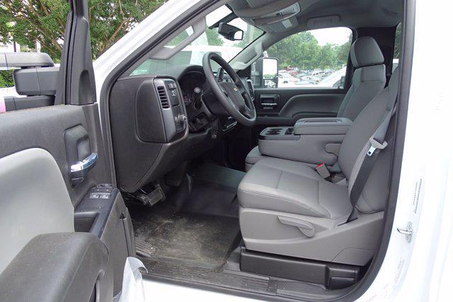 2021 Chevrolet Silverado 3500 Crew Cab AWD, Hillsboro Platform Body #CM03243 - photo 6