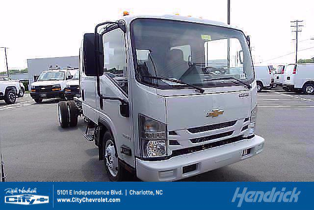 2021 Chevrolet LCF 4500 4x2, Cab Chassis #CM03527 - photo 1