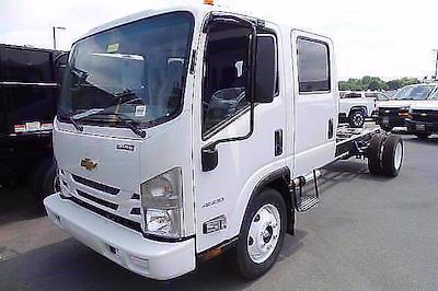 2021 LCF 4500 Crew Cab 4x2,  Cab Chassis #CM03527 - photo 2