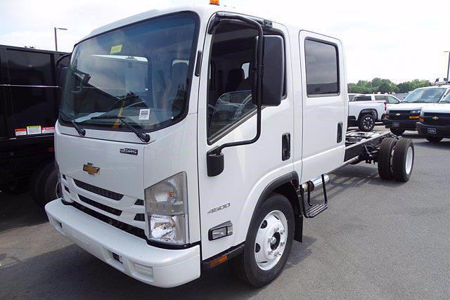 2021 Chevrolet LCF 4500 4x2, Cab Chassis #CM03695 - photo 4