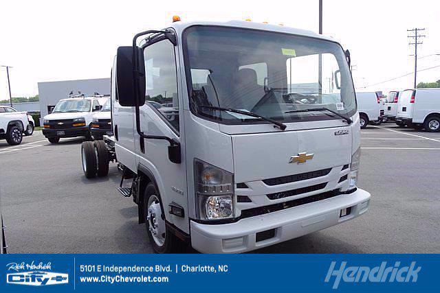 2021 Chevrolet LCF 4500 Crew Cab 4x2, Cab Chassis #CM03696 - photo 1