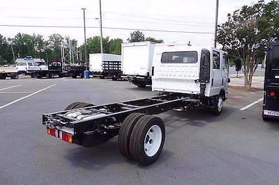 2021 LCF 4500 Crew Cab 4x2,  PJ's Truck Bodies Landscape Dump #CM03823 - photo 2