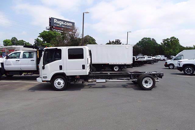 2021 Chevrolet LCF 4500 Crew Cab 4x2, Cab Chassis #CM03826 - photo 1