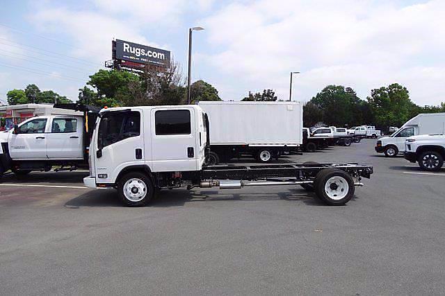 2021 Chevrolet LCF 4500 Crew Cab 4x2, Cab Chassis #CM03827 - photo 4