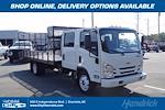 2021 LCF 4500 Crew Cab 4x2,  PJ's Truck Bodies Dovetail Landscape #CM04212 - photo 1
