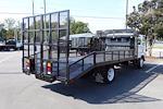2021 LCF 4500 Crew Cab 4x2,  PJ's Truck Bodies Dovetail Landscape #CM04212 - photo 2