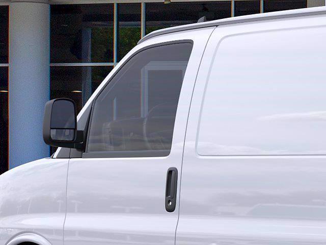 2021 Chevrolet Express 2500 4x2, Empty Cargo Van #CM04443 - photo 10