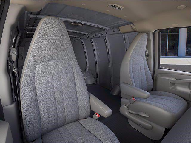 2021 Chevrolet Express 2500 4x2, Empty Cargo Van #CM04443 - photo 13