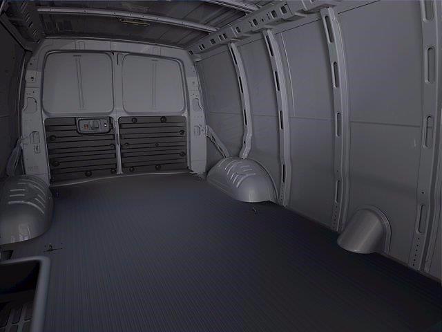 2021 Chevrolet Express 2500 4x2, Empty Cargo Van #CM04443 - photo 14