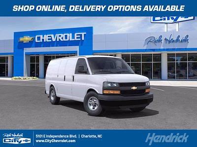 2021 Chevrolet Express 2500 4x2, Empty Cargo Van #CM04443 - photo 1