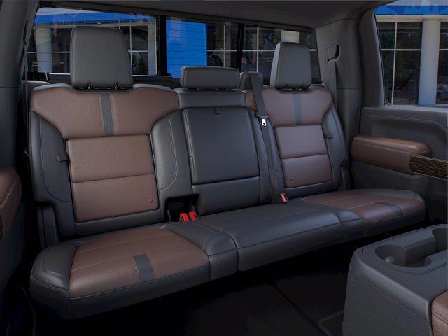 2021 Chevrolet Silverado 3500 Crew Cab 4x4, Pickup #CM04560 - photo 14