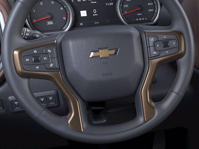 2021 Chevrolet Silverado 3500 Crew Cab 4x4, Pickup #CM04560 - photo 16