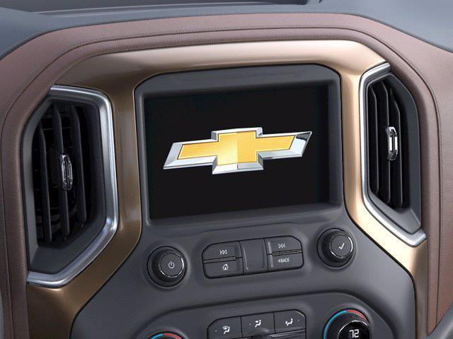 2021 Chevrolet Silverado 3500 Crew Cab 4x4, Pickup #CM04560 - photo 17