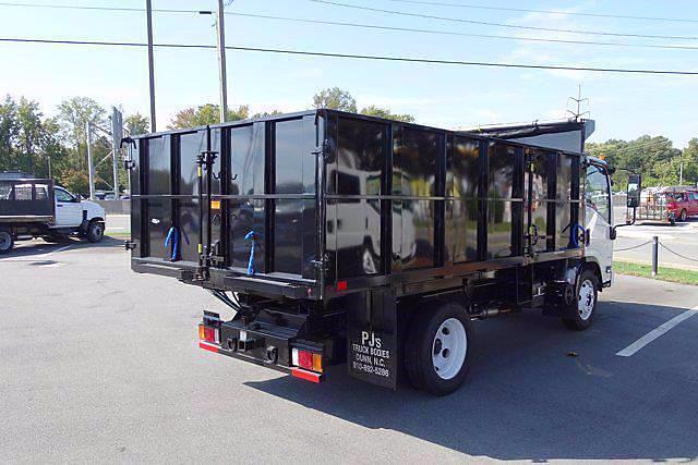 2021 LCF 4500 Regular Cab 4x2,  PJ's Truck Bodies Landscape Dump #CM04724 - photo 3