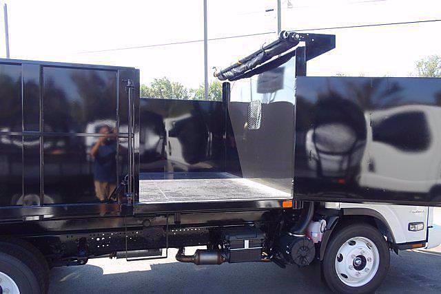 2021 LCF 4500 Regular Cab 4x2,  PJ's Truck Bodies Landscape Dump #CM04724 - photo 7