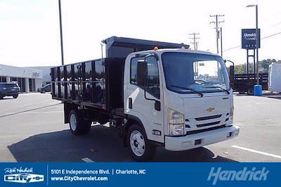 2021 LCF 4500 Regular Cab 4x2,  PJ's Truck Bodies Landscape Dump #CM04724 - photo 1