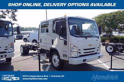 2021 LCF 4500 Crew Cab 4x2,  Cab Chassis #CM06423 - photo 1