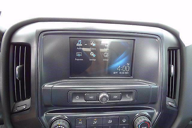2021 Silverado 5500 Regular Cab DRW 4x2,  Cab Chassis #CM08055 - photo 14