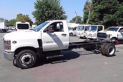 2021 Silverado 4500 Regular Cab DRW 4x2,  Cab Chassis #CM08056 - photo 6